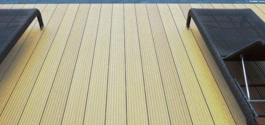 deck wpc pardoseala wpc pentru exterior din teak- Decolandia