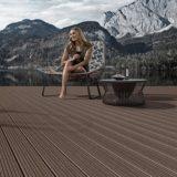 podea de exterior decolandia - pwc sau lemn