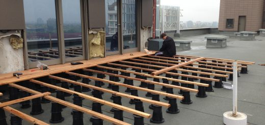 construire terasa exterioara