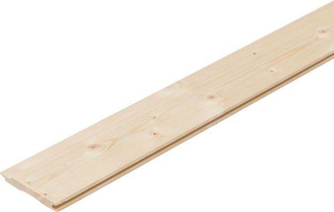 Lambriu Molid Trapez AB, foliat, 19x116x4000 mm, 55091/0340 1