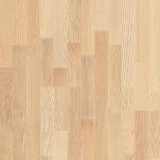 Parchet stratificat frasin natur, 3 lamele, Atelier, 2250x190x13,5 mm, ATEDES-ASH010 1