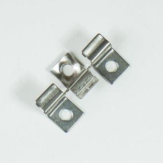 Clips otel inoxidabil pentru pardoseala exterior, CLI-OI 2