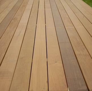 Podele terasa (decking), Ipe, neted, 1830-3960x140x19 mm 1