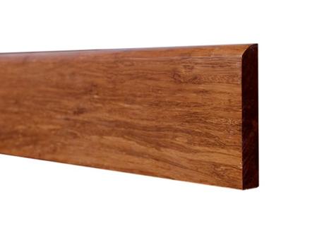 Plinta parchet de bambus densificat - Culoare Cafeniu (CSW-B) 1