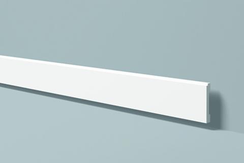 Plinta/brau din plastic de inalta densitate FD1 1
