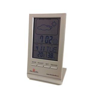 Statie meteo, temperatura, umiditate, prognoza, ceas, calendar si fazele lunii 1