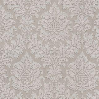Tapet clasic cu nuante de gri si alb, DZ6263CT 1