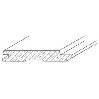 Lambriu Molid Trapez AB, foliat, 19x116x4000 mm, 55091/0340 2