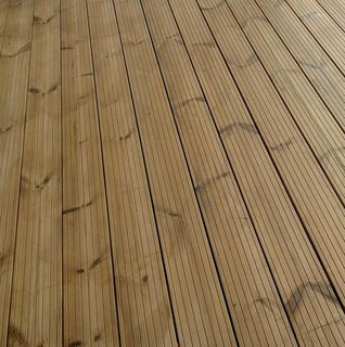 Deck din pin nordic termotratat, Lunawood, grosime 26 mm, DPTH 3000/4200x92x26 2