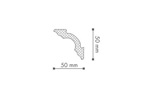Profil tavan (cornisa), Nomastyl A2 2