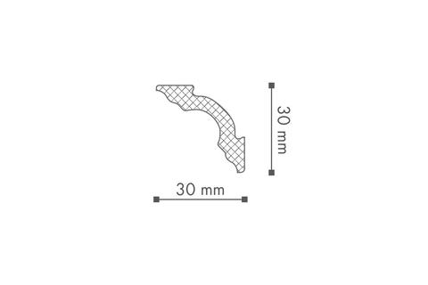 Profil tavan (cornisa), Nomastyl A3 2