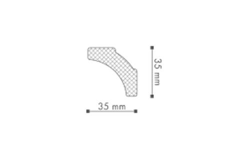 Profil tavan (cornisa), Nomastyl B2 2