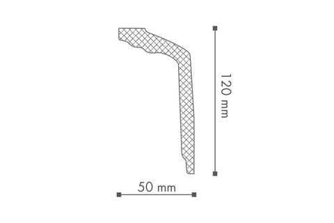 Profil tavan (cornisa), Nomastyl GT 2