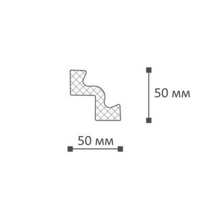 Profil tavan (cornisa), Nomastyl ST2 2