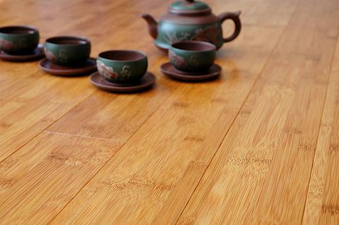 Parchet Bambus Culoare Cafeniu Satinat (CH-F) 5