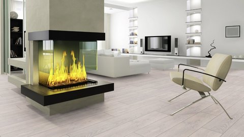 Parchet Laminat Kronotex Kapital Robusto Oak Light 12mm, AC5, 2800 2