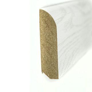 Plinta HDF stejar albit, 2400*60*15mm, (K3661-B) 2