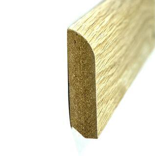 Plinta HDF stejar natur, 2400*60*15mm, (K3787-B) 2