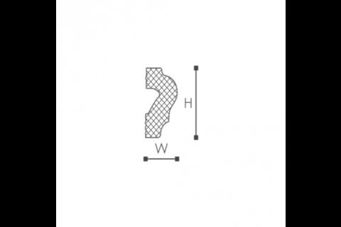 Brau din plastic de inalta densitate WL2 2