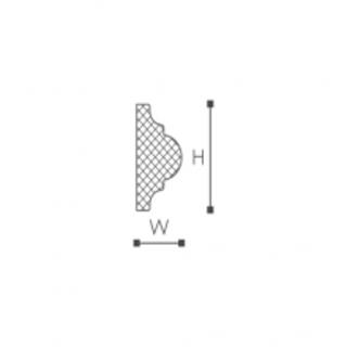 Brau din plastic de inalta densitate WO1 2