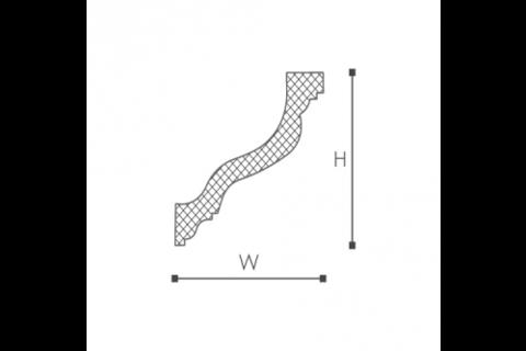 Profil tavan WT10 2