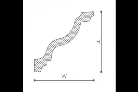 Profil tavan WT11 2