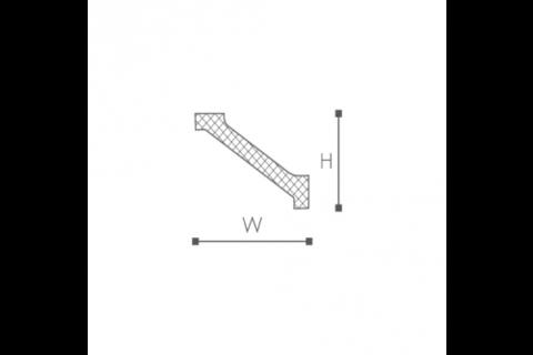 Profil tavan WT1 2
