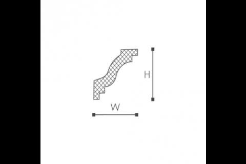 Profil tavan WT6 2