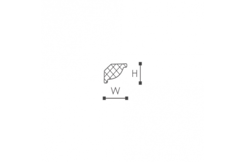 Profil tavan WT7 2