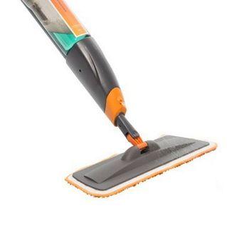 Mop cu pulverizator, Loba, din microfibra si solutie de curatare inclusa 3