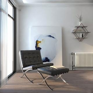 Parchet masiv stejar ABCD finisat albit, periat, 400-1200x150x18, MGPHRA090 (HERSOL-OAK900) 4