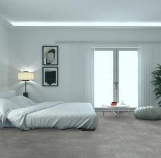Parchet LVT - parchet vinil, Winflex, textura ciment, 305x610x4,2 mm, WINPRC1025 3