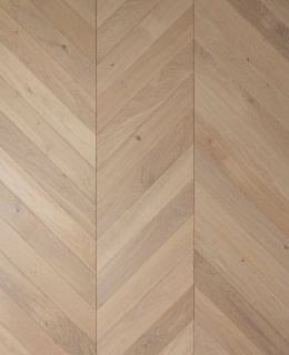 Parchet masiv stejar Chevron, select, 510x70x16, S-OAK-CHEV 2