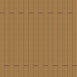 Pardoseala exterior compozit (deck WPC) culoare teak, D-TWPC 2900x150x25 mm 3