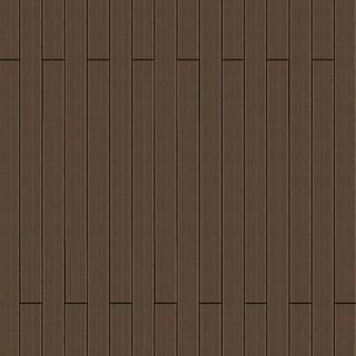 Pardoseala exterior compozit (deck WPC) culoare cafeniu, D-CWPC 2900x150x25 mm 3