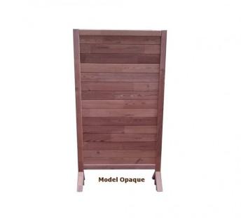 Paravan separatie restaurant, protectie HORECA, model Opaque, 1000x1800 mm 1