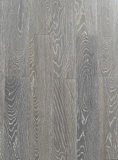 Parchet de Bambus Densificat, Atingere Fibra Lemn Stejar, Culoare Gri, cu Click 920x125x14mm (GDW-CF) 1