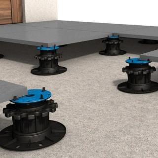 Suport reglabil pentru deck / placi ceramice 35-60 mm, cod PLOT-35-60 (plot pentru pardoseala flotanta) 3