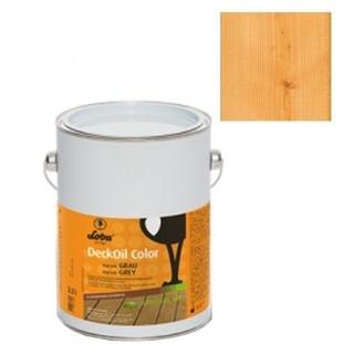 Ulei terasa lemn, la exterior, DeckOil Color, LOBA - Maro Deschis (cod: 800145) 1
